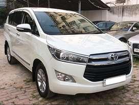 Toyota INNOVA CRYSTA 2.4 VX MT, 2017, Diesel