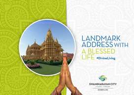 1bhk flat avilable in swaminarayan city juts 50L Dombivaki west.