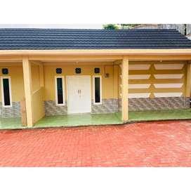 Dikontrakan rumah tipe 85 belakang rs bunda di pusat kota Palembang