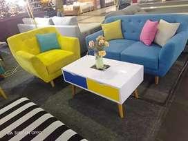 Beberapa sofa dan furniture lengkap terbaru