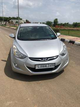 Hyundai Elantra 1.6 SX Optional Automatic, 2014, Diesel