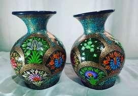 Flower vases hand made
