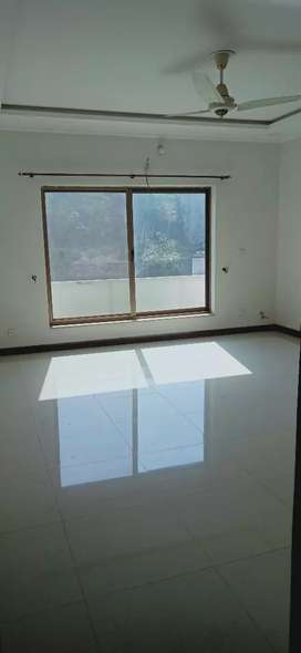 Ground portion for rent.