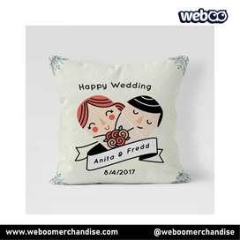 Kado Bantal Anniversary | Wedding |