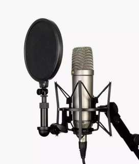 Cari Partner Untuk Cover Lagu dan Podcast