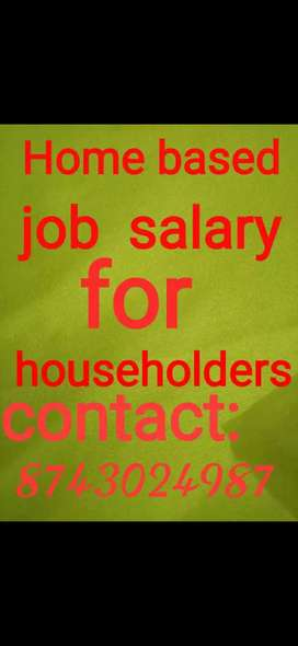 Part time home based copy paste job for all daily basic payment