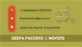 Deepa Packers & Movers