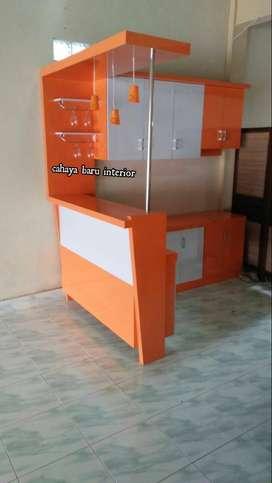 Meja/mini bar orange