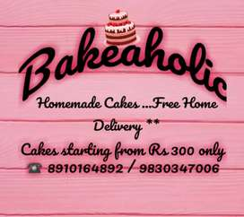 Cake Delivery boy or girl required