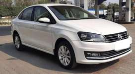 Volkswagen Vento 1.5 Highline Plus AT 16 Alloy, 2017, Petrol