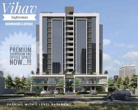 Office on Sale nr. Natubhai Circle @Vihav Supremus @Gotri Main Road.