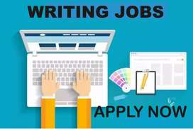 Male female needed for writing job apply now 62
