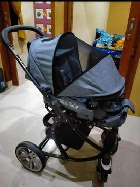 Stroller baby chloe