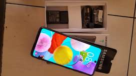 Samsung galaxy A51 6/128 ori mulus garansi