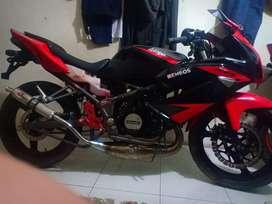 ninja rr 150 new