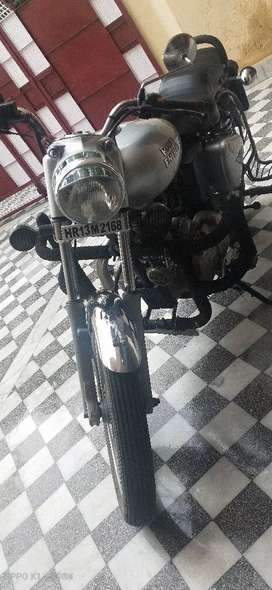 Royal Enfield Bullet as New condition Less running