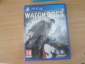 watch dog 1 for ps4