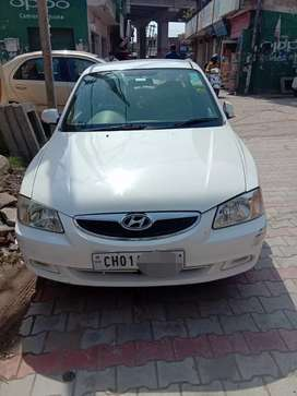 Hyundai Accent 2011 Petrol 78000 Km Driven