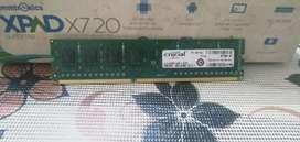 4GB DDR3 RAM 2 sticks