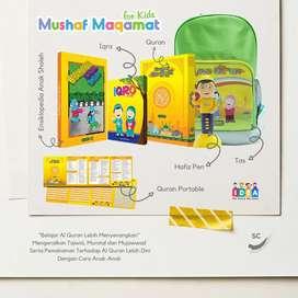 MUSHAF MAQAMAT FOR KIDS GARANSI RESMI AL-QOLAM