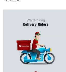 Delivery Jobs for food services