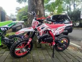 Medium Trail 50cc Hokky Agen Motor Anak Terlaris Kota Malang (pusat)