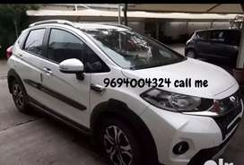 Honda WRV 2017 model good condition showroom