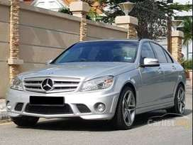 Well maintained Mercedes Benz c 230 avant-garde