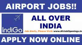 Airport airlines jobs urgent Hiring All staff