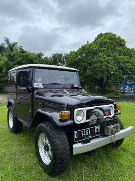 TOYOTA HARDTOP F40 1980 Bandung