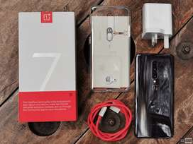One plus model 7 pro is available with us in second hand condition