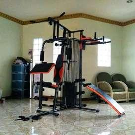 Home Gym 3 Sisi // Home Use 15.47