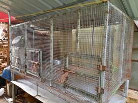Iron Hen or multipurpose cage in kollam