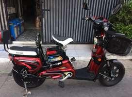 Promo sepeda listrik bisa cod
