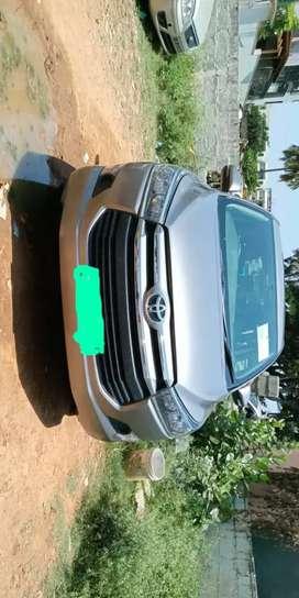 Toyota Innova Crysta 2017 Diesel 42000 Km Driven ok