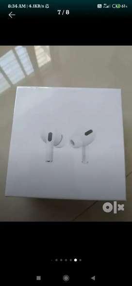 Bran new apple pro airpods