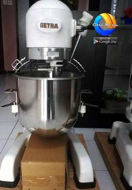 Planetray Mixer Roti GETRA B-10 B-15 dan B-20 Series