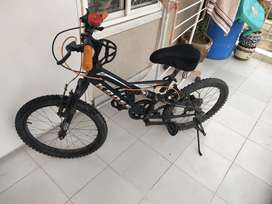 Kross 7 Geat Bycycle  (fit for 7-12 year)