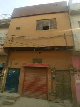 Shop for sale with 1 Bed Room , Bath , Kitchen (Commercial)
