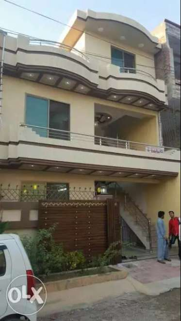 Ground Portion for Rent in Ghouri Town Islamabad 0