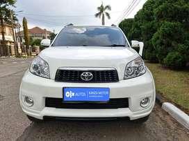 [OLXAutos] Toyota Rush 1.5 G Bensin AT 2013 Putih #Kanza