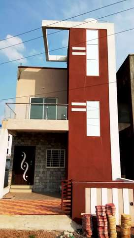 3bhk row house are available in lohegaon pawarwasti pune Pune