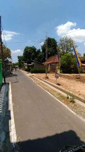 Di jual rumah siap bangun murah dekat Samsat Pati Jawa tengah