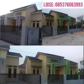 Rumah type 48 ready siap huni (Arengka 1)