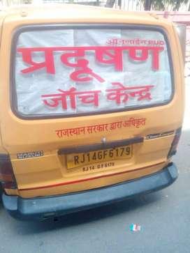 Vehicle Pollution test Operator