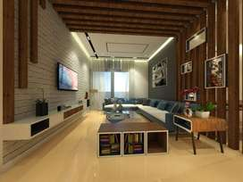 Need part time female interior designer, salary according to drawing