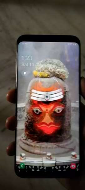 S8 plu s well condition exchange with I phone 7 plu s