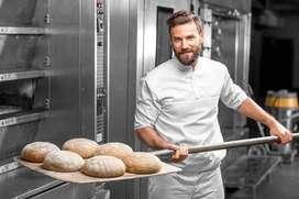 Pekerja Baker,Pastry,dan Bakery