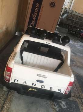 Rechargeable Jeep 2 seaters