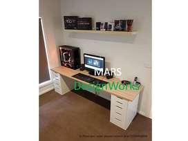 Gaming Table, Work Station, Study Table, Multi Purpose Table